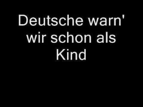 Клип basta - Deutsche