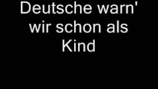 Basta - Deutsche (Lyrics)
