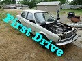 ls1 e30 bmw first drive