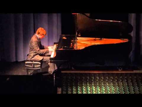 Scarlatti Sonata K 450 Poncho Hall Dec. 2014
