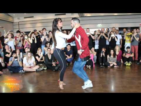 Frankfurt Festival 2016 - Daniel & Desiree - Sensual Bachata II
