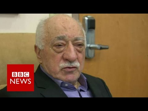 Fethullah Gulen: Turkey coup 'could have been staged' - BBC News