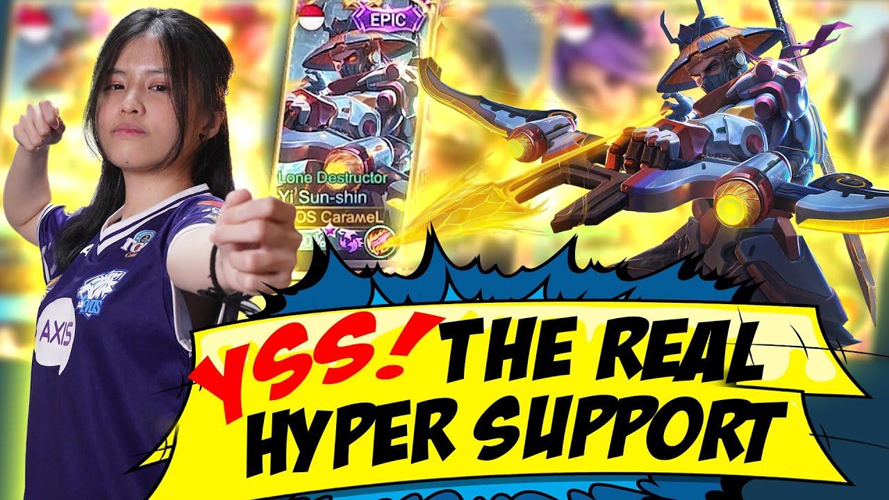 THE REAL Hyper Support Yi Sun-Shin!