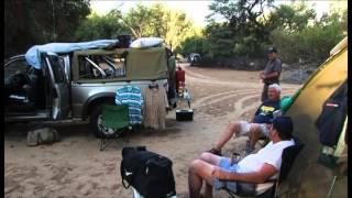 Voetspore - Reis saam na Namibie