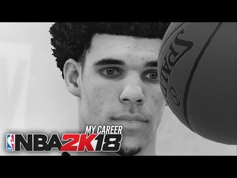 NBA 2K18 My Career - Ep 4 - TAKING LONZO'S JOB?! WORKOUT GONE WRONG!