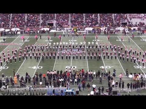Alabama State Halftime - 2017 Magic City Classic