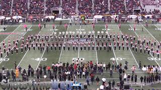 Alabama State Halftime - 2017 Magic City Classic