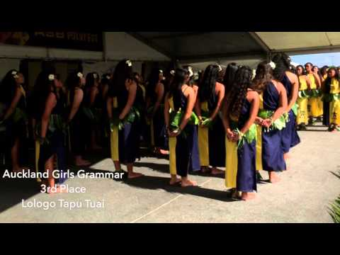 POLYFEST 2016 - AGGS NIUE GROUP 2016 - CHURCH HYM (LOLOGO TAPU)