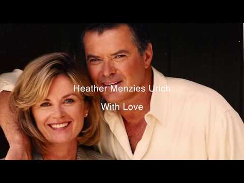 Heather Menzies Urich Memorial montage