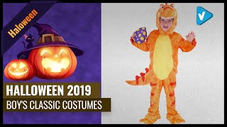 Top 10 Boy's Classic Costumes | Halloween 2019