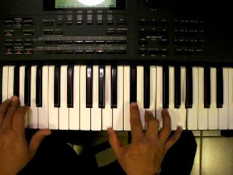 Yo Quiero mas de ti Jaime murrell - Tutorial Piano Carlos - YouTube
