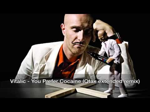 Vitalic - You Prefer Cocaine (Qtax extended remix)