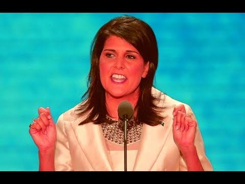 UN Ambassador Nikki Haley URGENT Press Briefing on President Donald Trump United Nations Speech