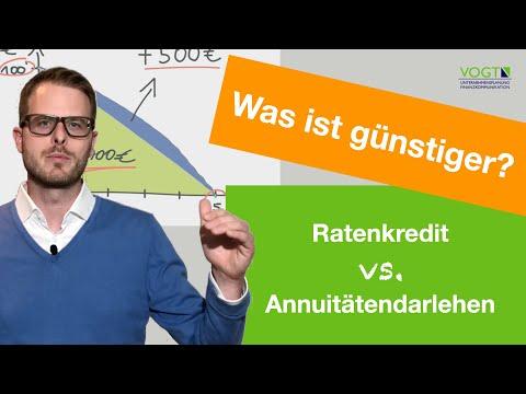 ratenkredit-&-annuitätendarlehen:-2-scheinbar-identische-kredite-–-verschieden-teuer!