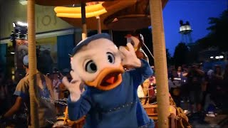 Dance Your DuckTales Parade - Disney FanDaze at Disneyland Paris