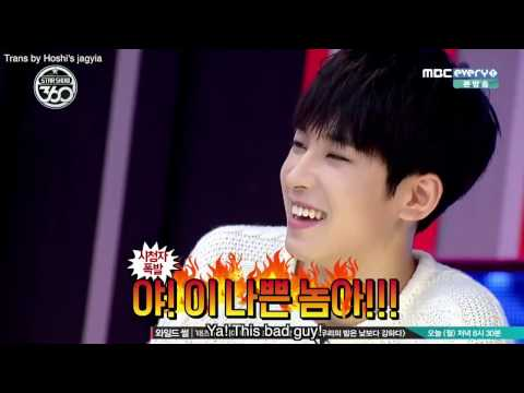 [ENG SUB] (FULL VER) SEVENTEEN Wonwoo with I.O.I's Sohye acting cuts