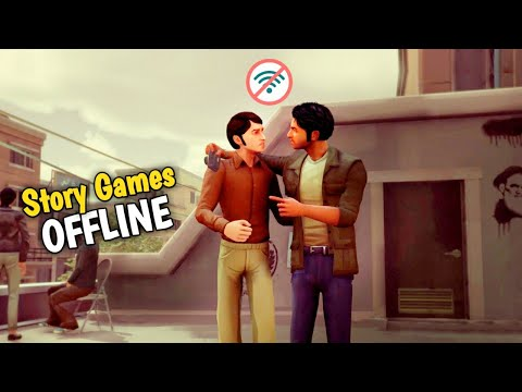💚10 OFFLINE Story Based Games For Android & IOS 2020 HD