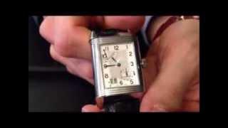 La montre Reverso de Jaeger LeCoultre