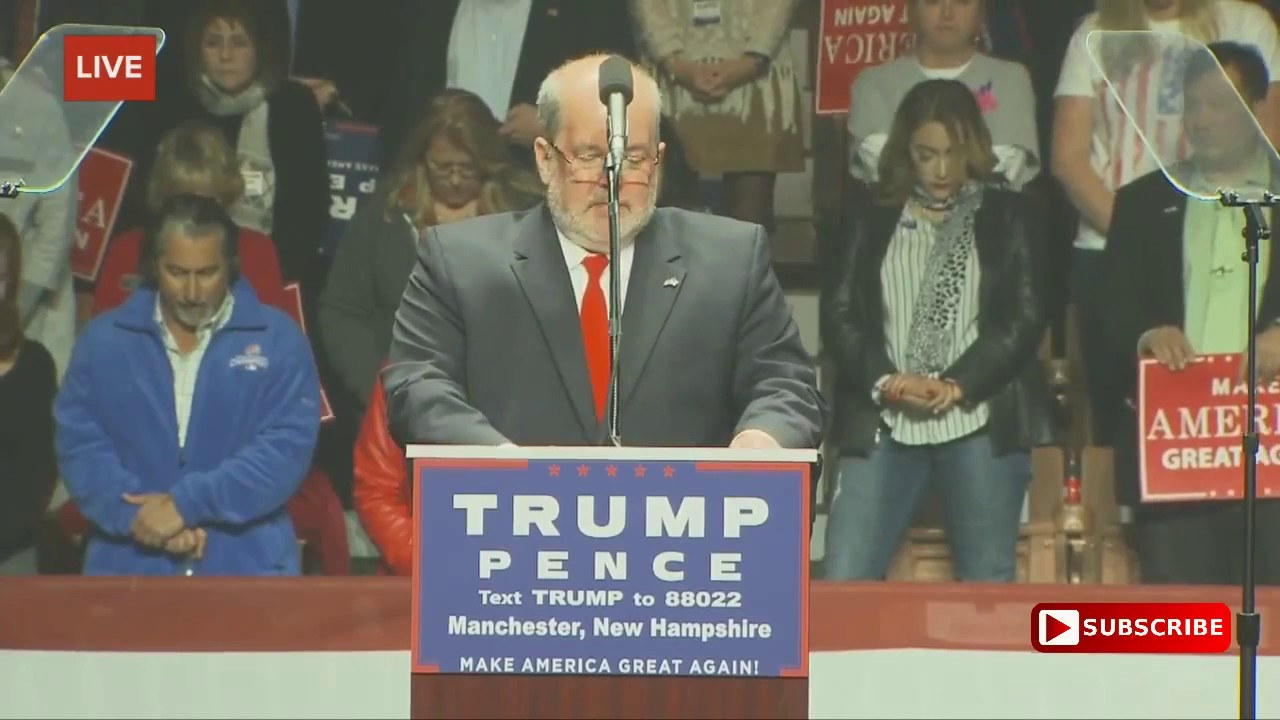 Download FULL EVENT  DONALD TRUMP, MIKE PENCE MASSIVE RALLY IN MANCHESTER, NEW HAMPSHIRE 11 7 2016