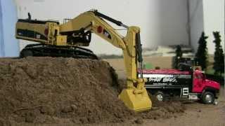Excavation Dio Stop Motion Part 4