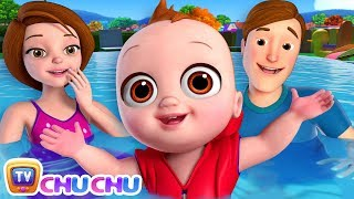 Baby Goes Swimming Song   ChuChu TV Nursery Rhymes & Kids Songs