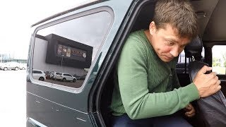 УАЗ Хантер глазами НОРМАЛЬНОГО водителя... как на ЭТОМ можно ездить???