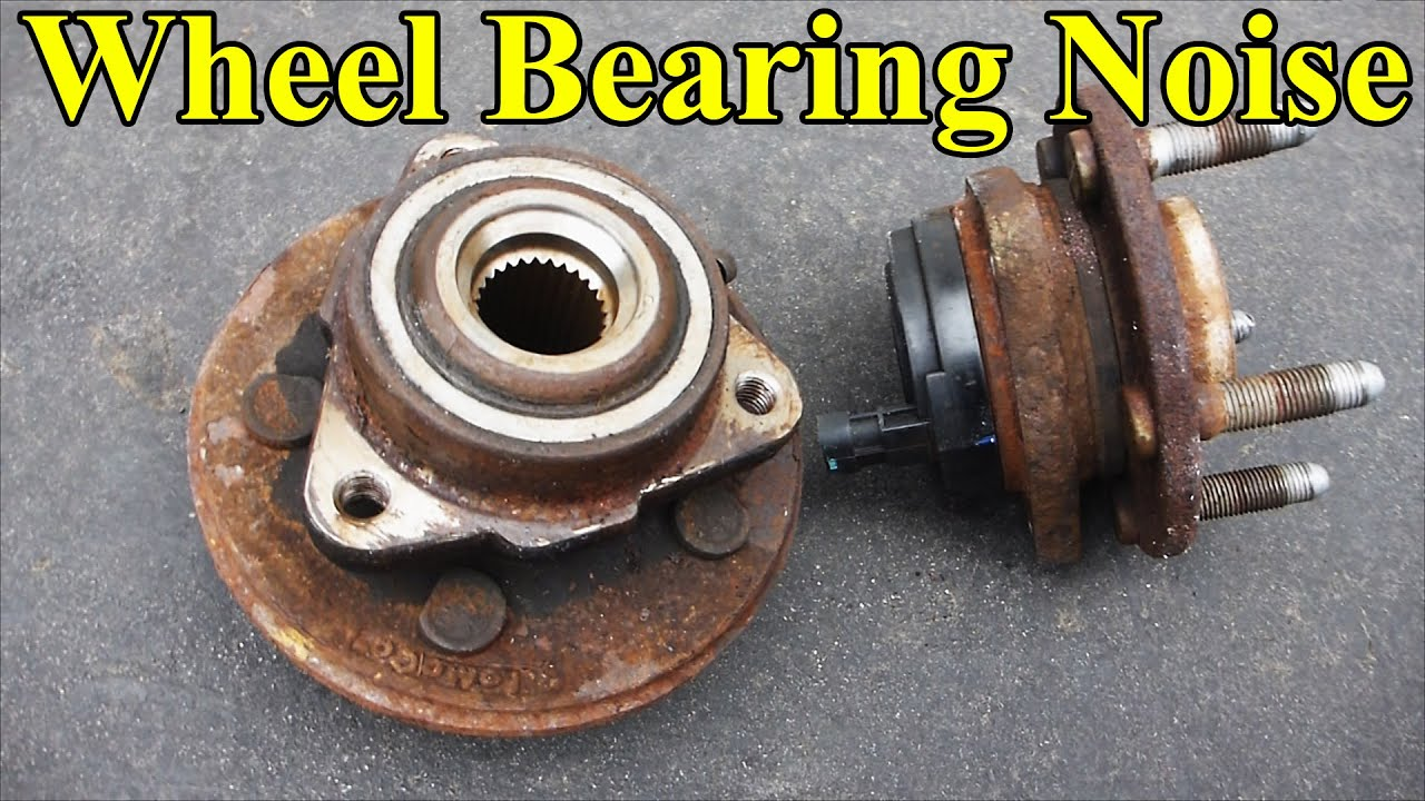 2010 Volkswagen Routan Engine Diagram How To Check A Wheel Bearing Sound Play In The Wheel