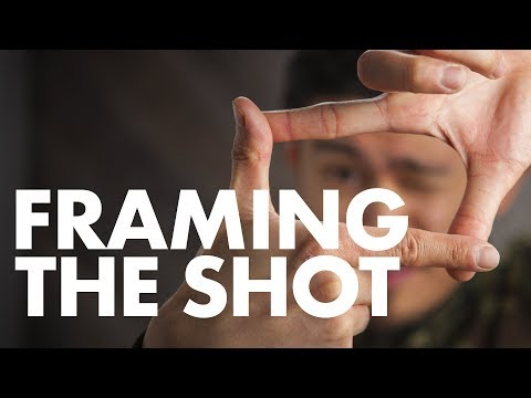 Framing Your Shot – Composition and Storytelling