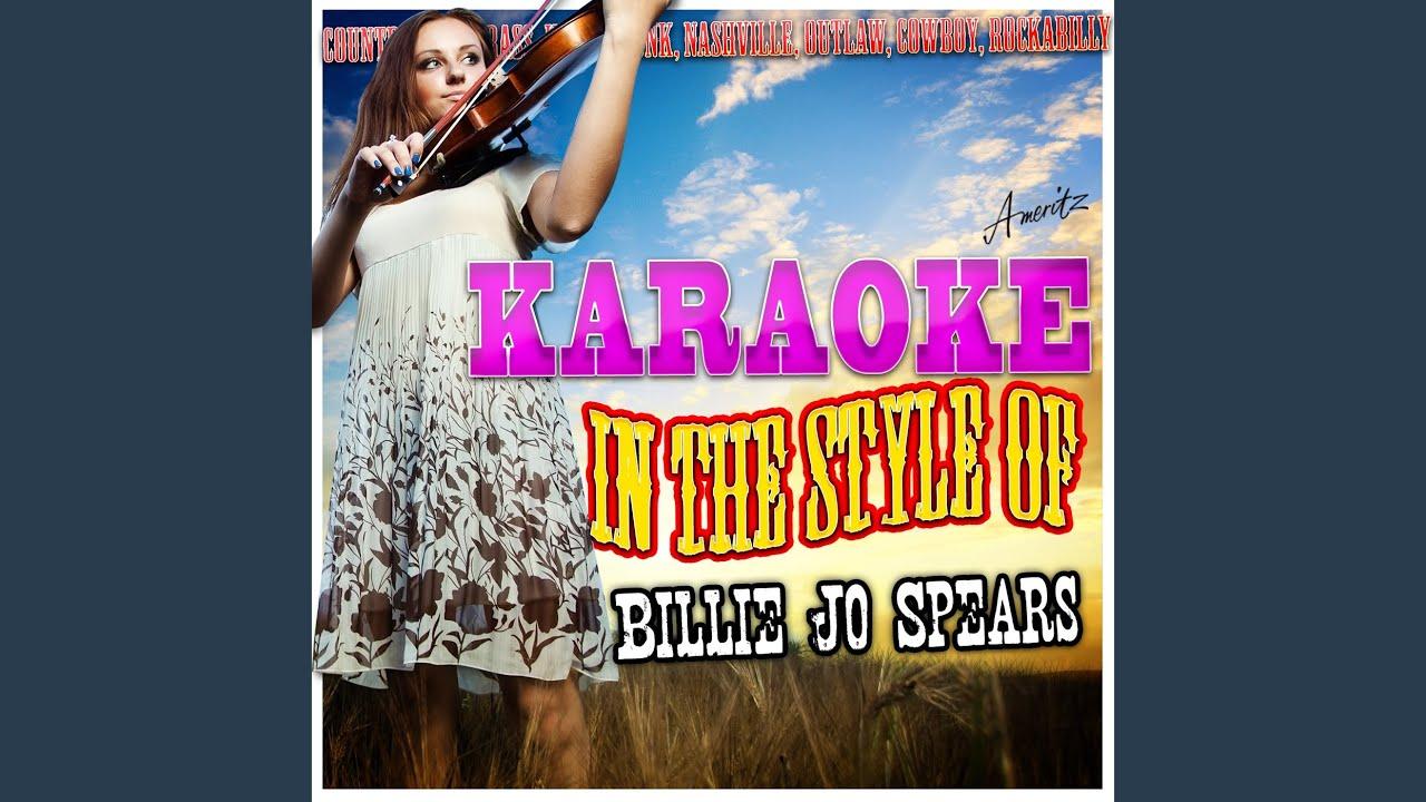 Crystal Chandelier (In the Style of Billie Jo Spears) (Karaoke ...