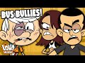 Lincoln Gets Bullied On The Bus! 'No Bus No Fus' | The Loud House