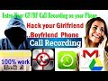 free Hidden Call Recorder For Android Apps 2018-2019😜😜