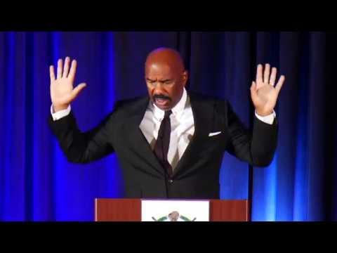 Brother Steve Harvey Speaks - 2017