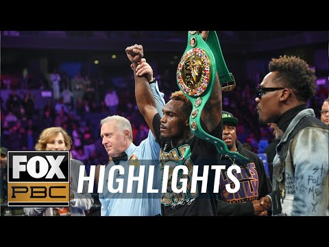 Charlo vs. Harrison II: Charlo avenges loss, now 2-time champ | FULL FIGHT HIGHLIGHTS | PBC ON FOX