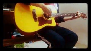 Em luôn ở trong tâm trí anh (Guitar cover)