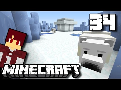 BIKIN PULAU POLAR BEAR ! - Minecraft Survival Indonesia #34