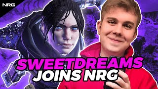 Download Sweetdreams Joins NRG Apex | Official Announcement Video