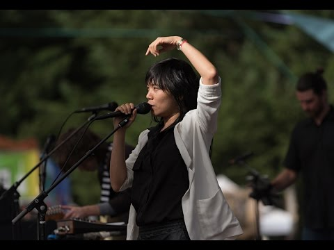 Thao & The Get Down Stay Down - Slash/Burn - Mt. Hood Stage @Pickathon 2016 - S04E07