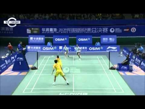 Badminton - fastest sport in the world