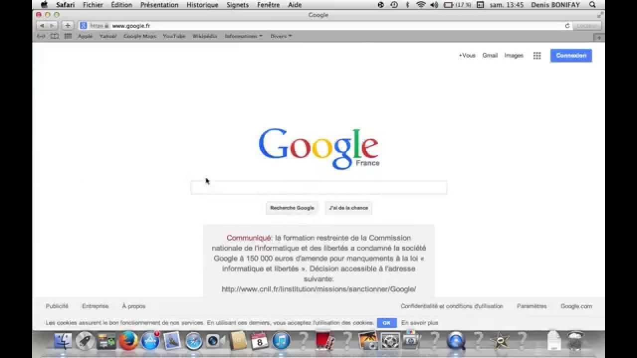 Tuto Comment Afficher Le Code Source D Une Page Sur Mac Et Pc
