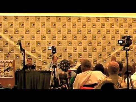 June Foray Comic Con '09