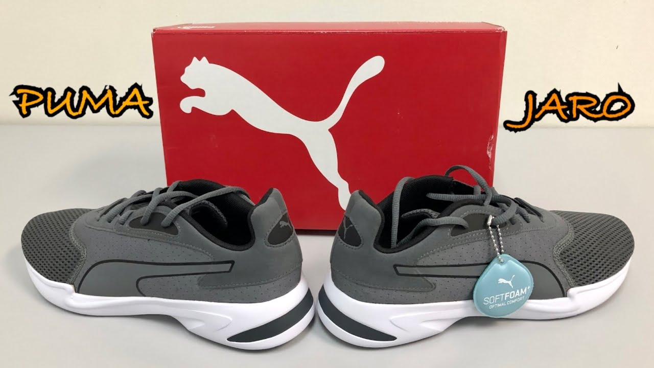 Puma Jaro | Unboxing and On Feet