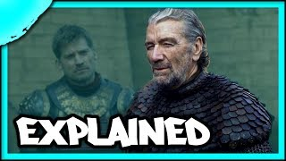 Game of Thrones 101 🏰 How did the Blackfish get his Nickname ❓