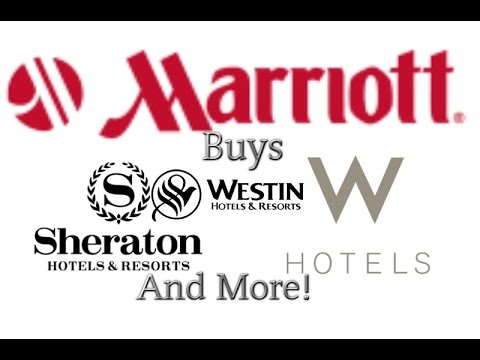 Marriott Hotels S Starwood And Becomes The Largest Hotel Chain In World