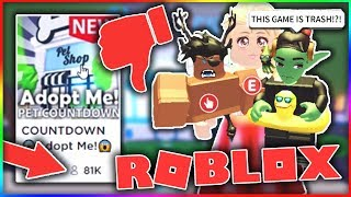 WORST GAME ON POPULAR PAGE OF ROBLOX