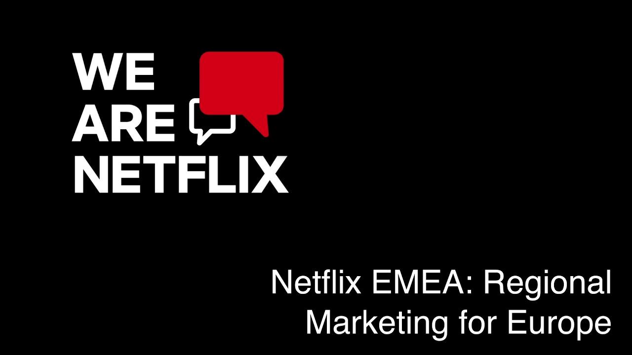 Netflix Jobs