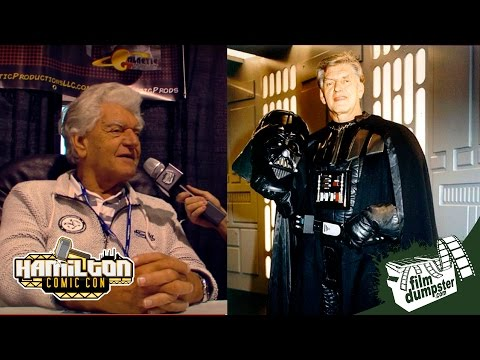 David Prowse Interview: 2016 Hamilton Comic Con