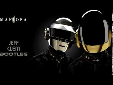 Daft Punk VS Pierre Gambini - Da Mafiosa (Jeff Clem Bootleg) REMIX