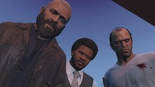 GTA 5 - Gameplay Walkthrough Part 35 - The Third Way/Deathwish - ENDING (Grand Theft Auto V)
