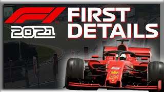F1 2021 Game First Details Leaked - Game Modes, Features, and More!