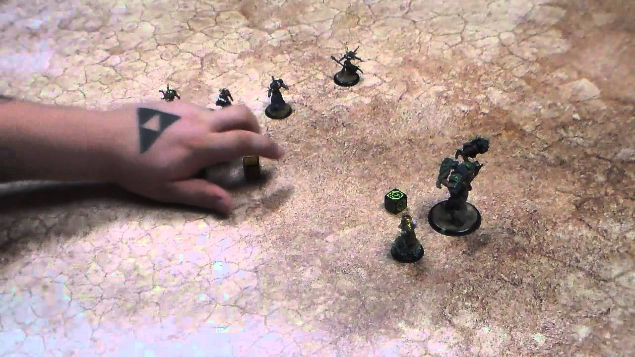 Deep Cut Studio Wasteland Battle Mat Video Review With Raine Youtube